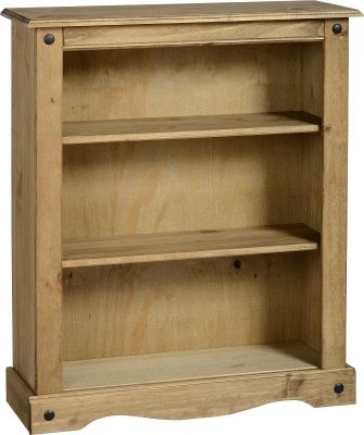Home Essence Corona Low Bookcase