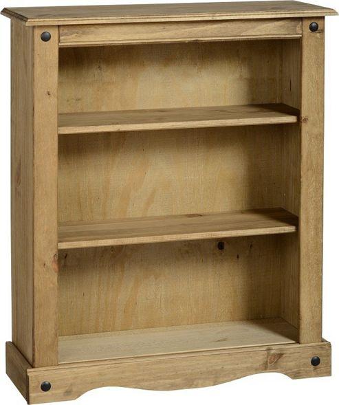 Home Essence Corona Low Bookcase
