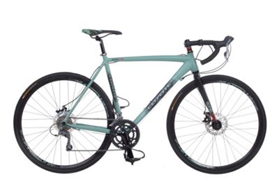 Coyote Gravel Plus Road Bike 48cm Alloy Frame 16 Speed 700c