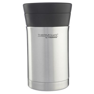ThermoCafe by Thermos Darwin Black 500ml Food Flask