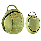 LittleLife Animal Toddler Daysack and Lunch Pack Turtle
