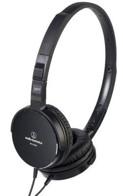 AUDIO-TECHNICA ATHES55 HEADPHONES (BLACK)