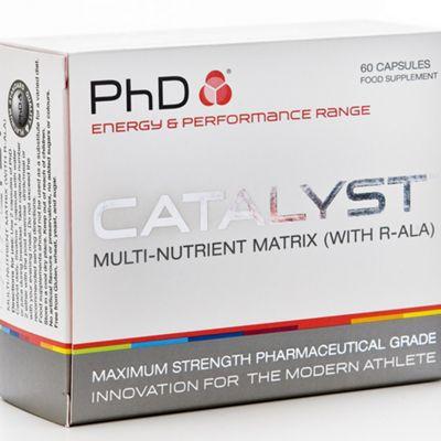 PhD Catalyst Multi-Nutrient Matrix With R-ALA 60 Capsules