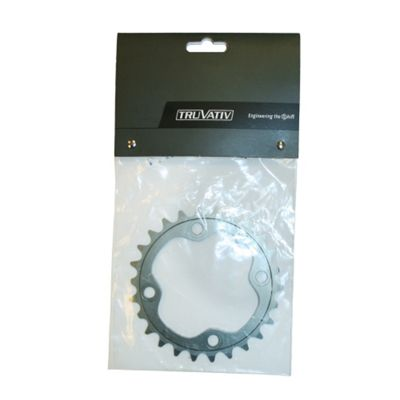 Truvativ Chainring MTB XX 26t 4 Bolt 80mm BCD Aluminium Tungsten Grey 10spd