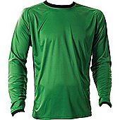 Precision Premier Goalkeeping Shirt - Green