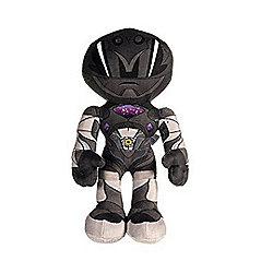 "9"" Black Power Ranger Movie Plush Soft Toy"
