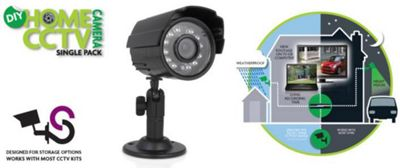 Storage Options 53886 Home CCTV Single Camera CBID:2403471