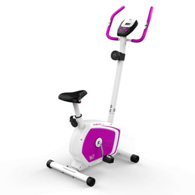 RevXtreme Vibe Magnetic Exercise Bike Indoor Cycle Pink