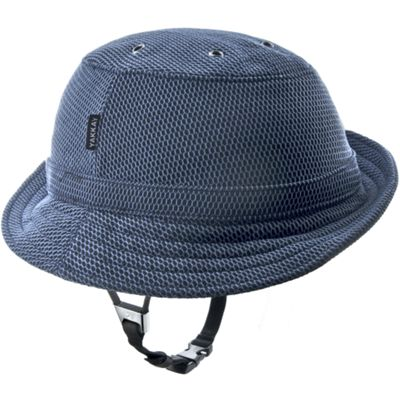 YAKKAY Tokyo Blue Technic Helmet: Small (53-55cm).