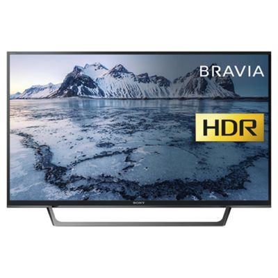 KDL40WE663BU 40' Full 1080 HD LED Smart TV with HDR and Freeview HD Tuner