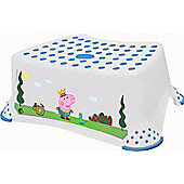 Peppa Pig - Kids Step Stool (Prince George)