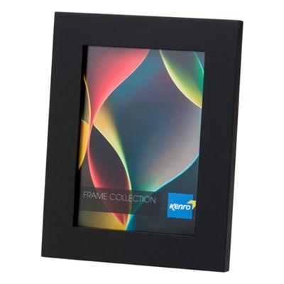 Kenro RIO Black Photo Frame to hold a 7x5