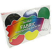 Speedball Fabric Screen Printing Starter Set