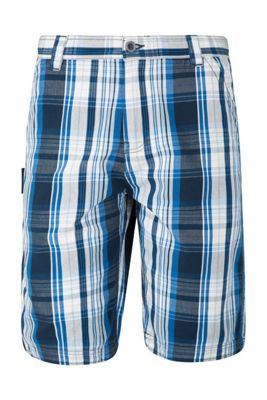 Mountain Warehouse Check Mens Cargo Short ( Size: 38 )