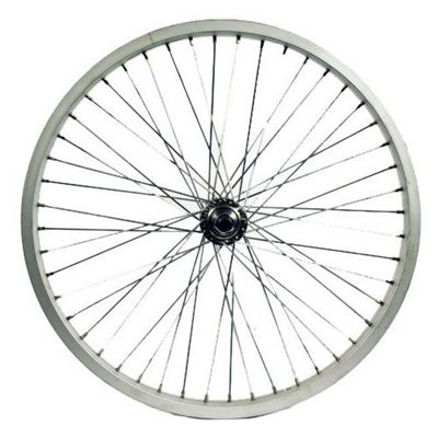 Wilkinson 20 x 1.75 Front Alloy BMX/ATB 36H Wheel in Silver