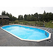 Doughboy Premier Oval Steel Pool 20ft x 12ft
