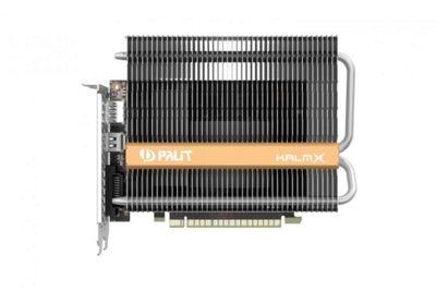 Palit GeForce GTX 1050 Ti KalmX Fanless Silent Graphics Card