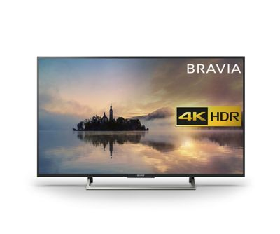 KD49XE7002BU 49 Inch 4K HDR Ultra HD Smart LED TV with Freeview HD
