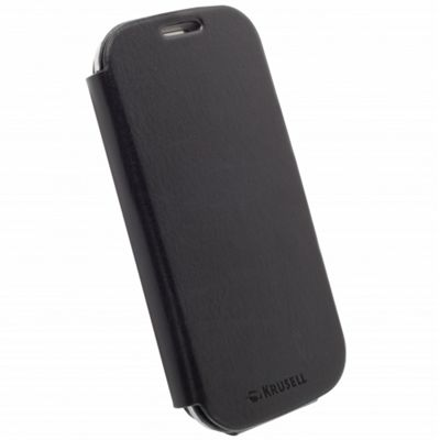 Krusell Donso FlipCover Case for Samsung Galaxy S3 - Black