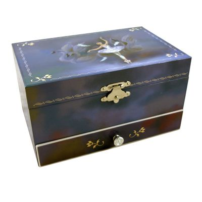 Kids Jewellery Boxes, Children's Musical Jewellery Boxes, Girls Jewellery Boxes - Odette