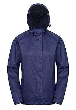 Mountain Warehouse Torrent Womens Waterproof Jacket - Blue