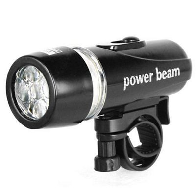 Digiflex Waterproof 5 LED Bike Bicycle Head with Rear Light