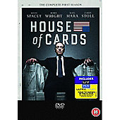HOUSE OF CARDS - SEASON 1 (UV)