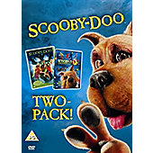 The Scooby Doo Live Action Movie Collection DVD