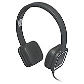 Ministry of Sound Audio On On-ear Headphones - Charcoal