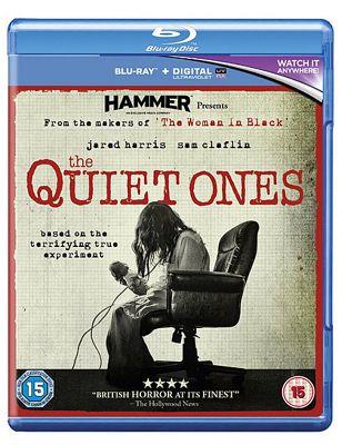 The Quiet Ones Blu Ray