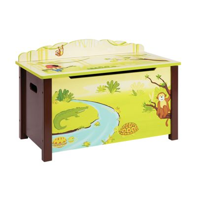 Liberty House Jungle Party Toy Box