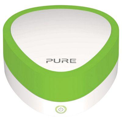 Pure Jongo A2 Collar Lime