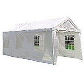 Palm Springs Heavy Duty 10' X 20' Wedding Marquee/GAzebo With 6 Sides