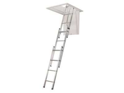 Abru 34003 Arrow Alu 3 Section Loft Ladder