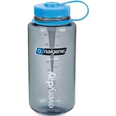Nalgene Wide Mouth Tritan Bottle 500ml Grey