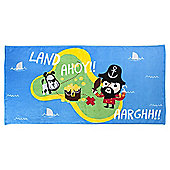Tesco Pirate Beach Towel