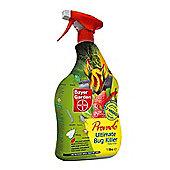 Bayer Provado Ultimate Fruit and Vegetable Bug Killer - 1 Litre Spray Bottle