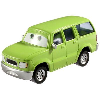 Disney Cars Pixar Die-Cast Oversized Charlie Cargo