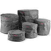 Stagg ECO 5 Piece Drum Bag Set