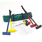Garden Games Lawn Croquet Set in Canvas Bag