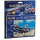 Revell Model Set F-16C USAF 1:144 Scale Model Kit - Hobbies
