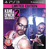 Kane & Lynch 2 - Dog Days - Limited Edition
