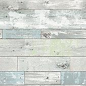 NuWallpaper Beachwood Peel And Stick Wallpaper - NU1647