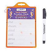 ZooBooKoo Secret Scholars Reception Words - Writing and Spelling for 4-6 Years