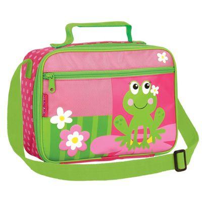 Children's Girl Frog Lunch Bag