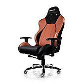 AK Racing Premium V2 Gaming Chair Black & Brown