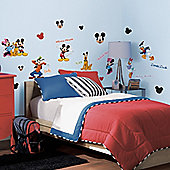 Disney Mickey's Clubhouse Wall Stickers