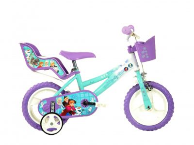 DINO Bikes Frozen 12inch Bicycle