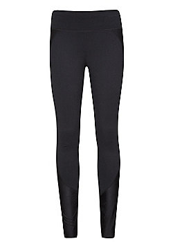 Mountain Warehouse Pace Womens Thermal Run Tight - Black