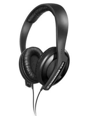 Sennheiser HD 65 TV Closed Dynamic Headphones with Independent Volume Control